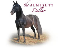 THE ALMIGHTY DOLLAR